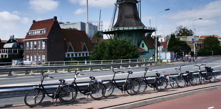 Avec quels moyens de transport se déplacer à Amsterdam ?