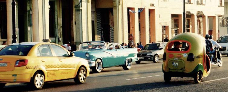 Comment se déplacer à Cuba ?